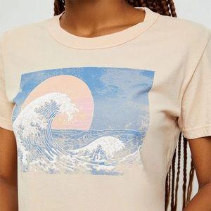 Pacsun Pretty Wave T-Shirt